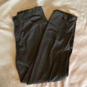 80s Vintage Gray Gitano High Waisted Jeans
